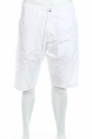 Мъжки къс панталон Diadora, Размер L, Цвят Бял, Памук, Цена 14,70лв.