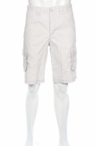 Ανδρικό κοντό παντελόνι Diadora, Μέγεθος S, Χρώμα Γκρί, Βαμβάκι, Τιμή 8,91€