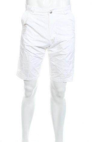 Мъжки къс панталон Diadora, Размер S, Цвят Бял, Памук, Цена 14,70лв.