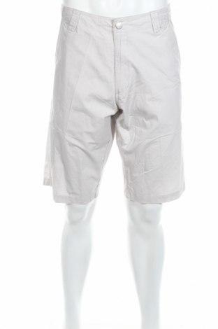 Мъжки къс панталон Diadora, Размер L, Цвят Сив, Памук, Цена 16,45лв.