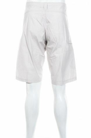 Мъжки къс панталон Diadora, Размер L, Цвят Сив, Памук, Цена 14,10лв.
