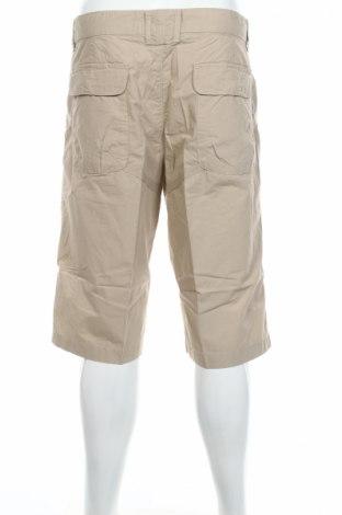 Мъжки къс панталон Diadora, Размер L, Цвят Бежов, Памук, Цена 16,80лв.