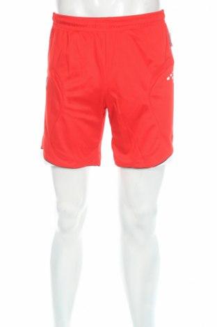 Мъжки къс панталон Diadora, Размер XS, Цвят Червен, Полиестер, Цена 12,60лв.
