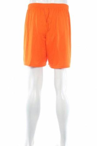 Мъжки къс панталон Erima, Размер L, Цвят Оранжев, Полиестер, Цена 12,60лв.