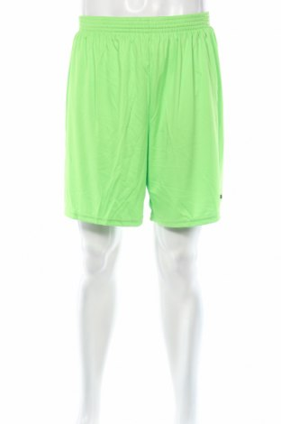 Мъжки къс панталон Erima, Размер XL, Цвят Зелен, Полиестер, Цена 13,65лв.