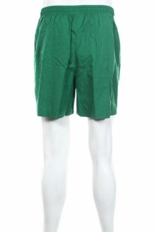 Мъжки къс панталон Erima, Размер L, Цвят Зелен, Полиестер, Цена 11,70лв.