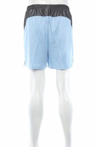 Мъжки къс панталон Erima, Размер M, Цвят Син, Полиестер, Цена 13,30лв.