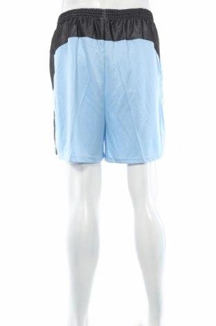 Мъжки къс панталон Erima, Размер L, Цвят Син, Полиестер, Цена 13,30лв.