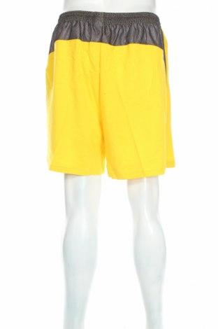 Мъжки къс панталон Erima, Размер XXL, Цвят Жълт, 70% памук, 30% полиестер, Цена 14,70лв.