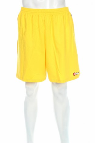 Мъжки къс панталон Erima, Размер XL, Цвят Жълт, 70% памук, 30% полиестер, Цена 14,70лв.