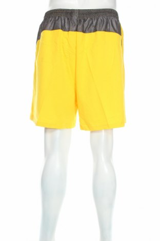 Мъжки къс панталон Erima, Размер XL, Цвят Жълт, 70% памук, 30% полиестер, Цена 12,60лв.
