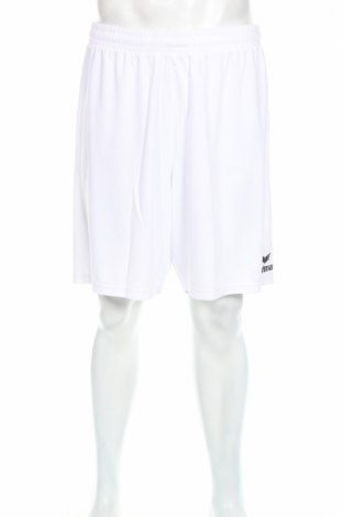 Мъжки къс панталон Erima, Размер XL, Цвят Бял, Полиестер, Цена 11,90лв.