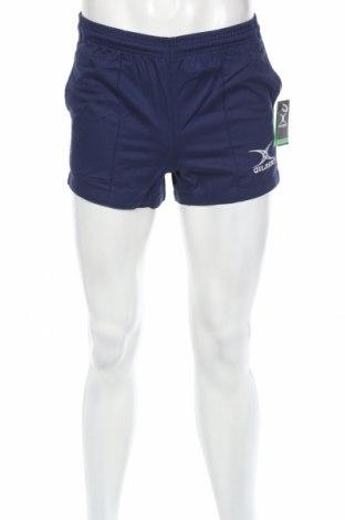 Мъжки къс панталон Gilbert, Размер XXS, Цвят Син, Памук, Цена 25,50лв.