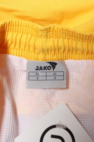 Мъжки къс панталон Jako, Размер M, Цвят Жълт, Полиестер, Цена 10,80лв.