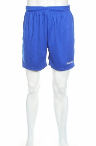 Мъжки къс панталон Jako, Размер M, Цвят Син, Полиестер, Цена 11,90лв.