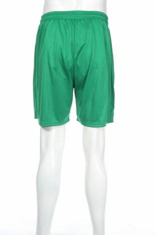 Мъжки къс панталон Jako, Размер XL, Цвят Зелен, Полиестер, Цена 25,50лв.