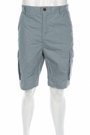 Pantaloni scurți de bărbați John Adams, Mărime XXL, Culoare Albastru, Bumbac, Preț 47,25 Lei
