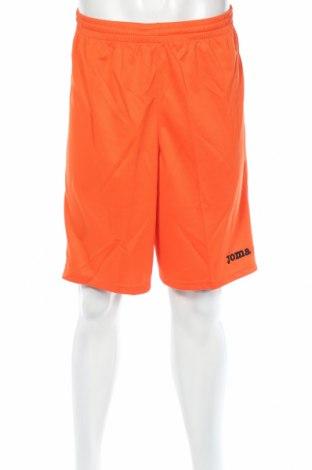 Мъжки къс панталон Joma, Размер S, Цвят Оранжев, Полиестер, Цена 11,90лв.