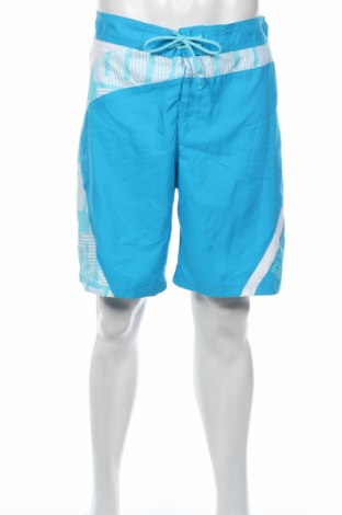 Pantaloni scurți de bărbați PUMA, Mărime L, Culoare Albastru, 100% poliester, Preț 38,79 Lei