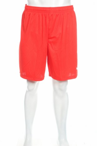 Мъжки къс панталон PUMA, Размер XL, Цвят Червен, Полиестер, Цена 51,75лв.