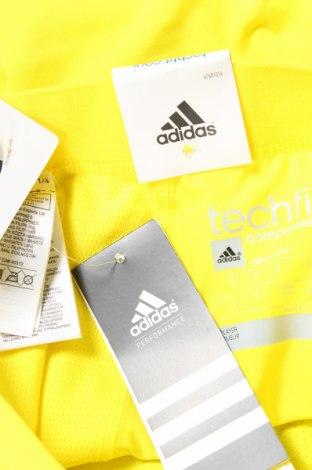 Мъжки клин Adidas, Размер S, Цвят Жълт, 78% полиестер, 22% еластан, Цена 17,70лв.