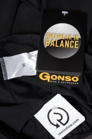 Colanți de bărbați Gonso, Mărime S, Culoare Negru, 80% poliamidă, 20% elastan, Preț 38,69 Lei