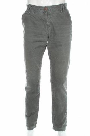 Ανδρικό παντελόνι Angelo Litrico, Μέγεθος L, Χρώμα Πράσινο, Βαμβάκι, Τιμή 11,14€