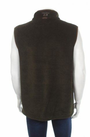 Мъжки поларен елек Baleno, Размер XXL, Цвят Зелен, 100% полиестер, Цена 33,00лв.