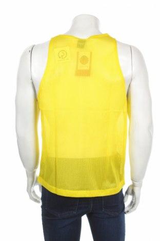 Мъжки потник Uhlsport, Размер M, Цвят Жълт, Полиестер, Цена 8,40лв.