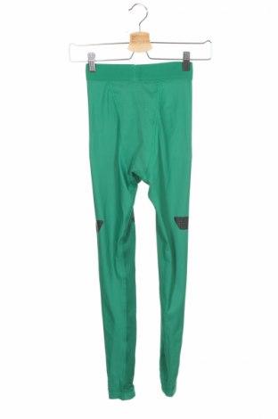 Мъжки спортен клин Adidas, Размер XS, Цвят Зелен, 76% полиестер, 24% вискоза, Цена 23,70лв.