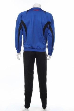 Мъжки спортен комплект, Размер XS, Цвят Син, Полиестер, Цена 27,30лв.