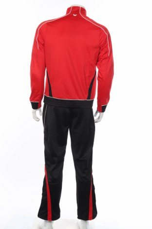 Мъжки спортен комплект Erima, Размер M, Цвят Червен, Полиестер, Цена 29,75лв.