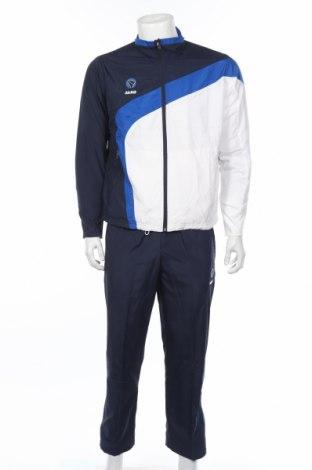 Мъжки спортен комплект Jako, Размер S, Цвят Син, Полиестер, Цена 26,50лв.