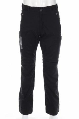 Мъжки спортен панталон Graghoppers, Размер S, Цвят Черен, 96% полиамид, 4% еластан, Цена 23,70лв.