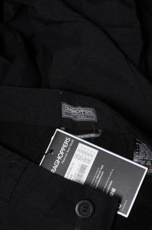 Мъжки спортен панталон Graghoppers, Размер S, Цвят Черен, 96% полиамид, 4% еластан, Цена 27,65лв.