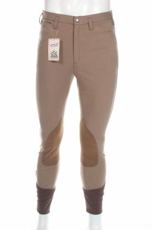 Мъжки спортен панталон Usg, Размер S, Цвят Зелен, 60% полиамид, 40% полиуретан, Цена 27,65лв.
