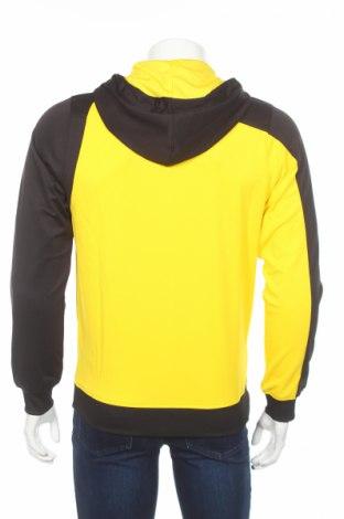 Мъжки суичър Erima, Размер M, Цвят Жълт, Полиестер, Цена 23,10лв.