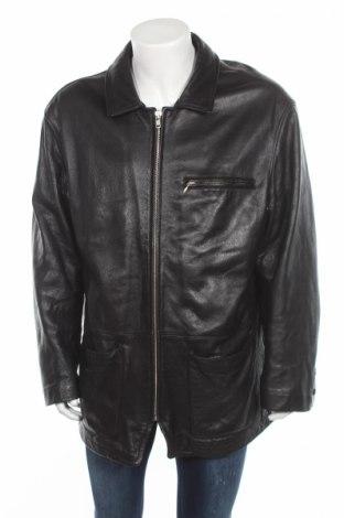 Pánská kožená bunda  Mirage, Rozměr XL, Barva Černá, Pravá kůže, Cena  512,00Kč