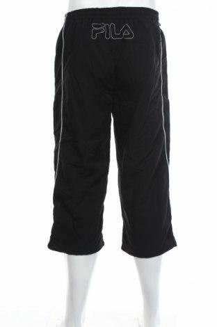 Мъжко спортно долнище Fila, Размер M, Цвят Черен, Полиестер, Цена 15,60лв.