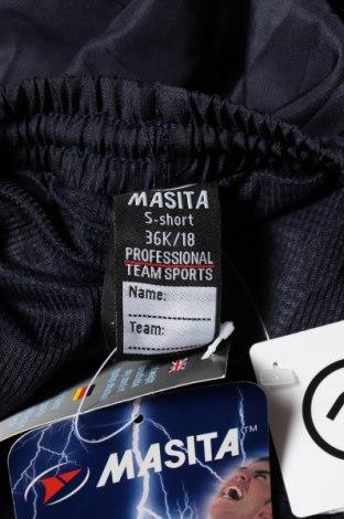 Мъжко спортно долнище Masita, Размер S, Цвят Син, Полиестер, Цена 16,80лв.