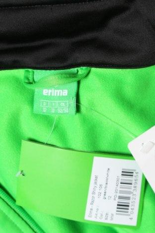 Мъжко спортно горнище Erima, Размер 4XL, Цвят Зелен, Полиестер, Цена 59,25лв.