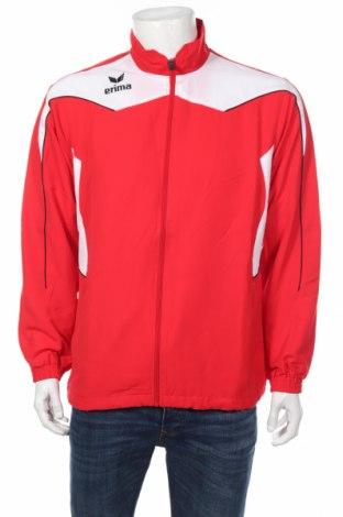Мъжко спортно горнище Erima, Размер L, Цвят Червен, Полиестер, Цена 27,65лв.