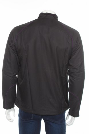 Мъжко спортно горнище Masita, Размер M, Цвят Черен, Полиестер, Цена 16,80лв.