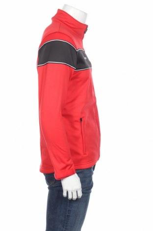 Мъжко спортно яке Jako, Размер S, Цвят Червен, Полиестер, Цена 23,40лв.