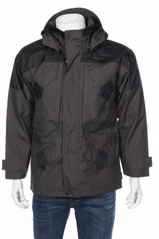 Мъжко спортно яке Pinewood, Размер S, Цвят Сив, 65% полиестер, 35% памук, Цена 89,25лв.