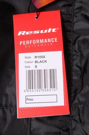 Мъжко спортно яке Result, Размер S, Цвят Черен, Полиестер, Цена 31,15лв.