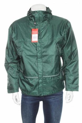 Мъжко спортно яке Result, Размер S, Цвят Зелен, Полиестер, Цена 31,15лв.