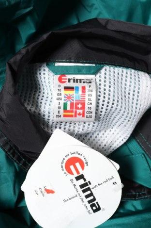 Мъжко яке Erima, Размер XL, Цвят Зелен, Полиамид, Цена 26,70лв.