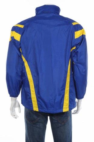 Мъжко спортно горнище Erima, Размер S, Цвят Син, Полиамид, Цена 27,65лв.