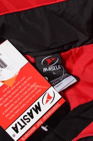 Мъжко яке Masita, Размер L, Цвят Червен, Полиестер, Цена 22,20лв.
